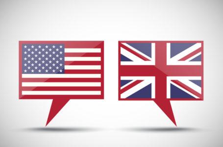 3 palavras pronunciadas diferentes no Inglês americano e britânico