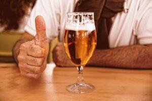 verbo have comer e beber
