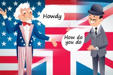 Inglês Britânico E Americano Principais Diferenças